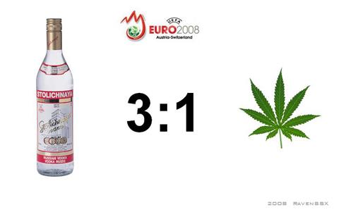 Россия - Голландия - 3:1